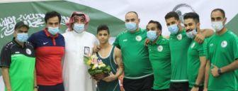 سعودي يتوج بالمركز الثاني ببطولة رفع الأثقال العالمية