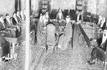 أول جلسة لمجلس الوزراء السعودي