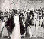 """العرضة السعودية رقصة """"حرب"""" غايتها """"السلام"""""""