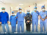 أول عملية بالعالم لزراعة قوقعة لطفلة مصابة بمرض باجيت
