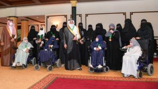 نادي تبوك النسائي يحقق أول بطولة نسائية لذوي الإعاقة بالسعودية