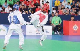 ميدالية سعودية فضية ببطولة آسيا ٢٤ للتايكندو