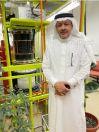 بروفيسور سعودي يصمم أول مفاعلين صناعيين بالكامل بجامعة سعودية