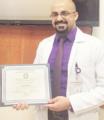 طبيب سعودي رئيساً للأطباء المقيمين بمستشفى لنكولن بنيويورك