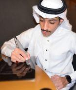 سعودي من ذوي الاحتياجات يبهر العالم بموهبته