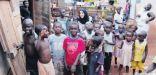 عقيلة آل اسماعيل مبتعثة سعودية تعالج أطفال غانا!